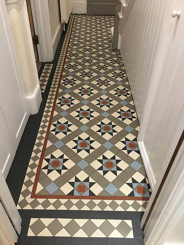 Victorian Tiles London Victorian Geometric Tiles Victorian Floor
